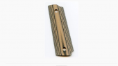 1911 320 Hyena Brown G10 - Full Size