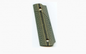 1911 Elite Tactical Carry - Dirty Olive G10 - Full Size - Ambi