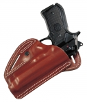 Back Leather Holster NB1
