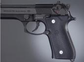 Beretta 92/96 series Rubber Grip Panels 92010