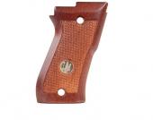 Beretta Factory Grips Beretta 87 Cheetah Wood Brown - 891620