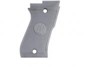 Beretta Factory Grips Beretta 87 Target Polymer Black - 912113