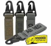 Blood Type Tags VOODOO 20-9722