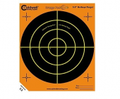 "Caldwell Targets Orange Peel Factory Seconds 5-1/2"" Self-Adhesiv"