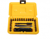 Chapman Model 6810 27-Piece Deluxe Screwdriver Set with Torx Bit