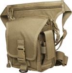Cordura Multi-pocket Bag City VEGA 2B35