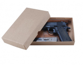 Cylinder & Slide Reproduction Gun Storage Box 1911