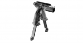 3 IN ONE: FOREGRIP FLASHLIGHT HOLDER & BIPOD T-POD FA