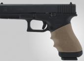 Handall Full Size Grip Sleeve Desert Tan HOGUE 17003