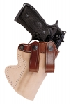 Inside Leather Molded Holster IC1