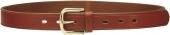 Leather Belt H.3 cm. 1C01