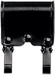 Leather Double Hooks 1V05