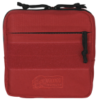 Medical Team Series Tactical First Aid Pouch  Red VOODOO 15-0023