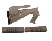 Mesa Stock Benelli M-4 12GA Coyote 92760 (See Inside More Specs)