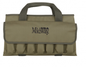 MidwayUSA Tactical Pistol Gun Case 160870