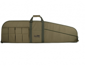 MidwayUSA Tactical Rifle Gun Case with 6 Pockets 713678