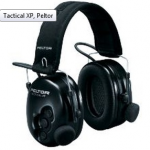 PELTOR TACTICAL XP EARMUFFS