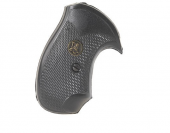 Pachmayr Compac Grips S&W J-Frame Square - 346796