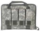 Pistol Case with Mag Pouches VOODOO 25-0017