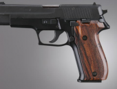 SIG Sauer P226 Coco Bolo Checkered HOGUE 26811