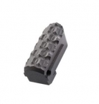 Sig P238/P938 G10 Mainspring Housing Chain Link Solid Black