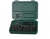 Weaver 77-Piec Multi Bit Gunsmithing Screwdriver Tool Kit 952408