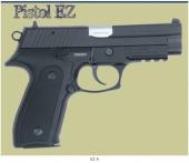 ZASTAVA EZ9 Cal. 9mm 15RD