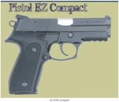 ZASTAVA EZ9 Compact Cal. 9mm 15RD