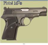 ZASTAVA Μ70 Cal. 7.65mm 8RD